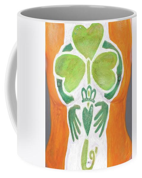 Hadassah Greater Atlanta Coffee Mug featuring the photograph 5. Jamie Sichel, Artist, 2017 by Best Strokes - formerly Breast Strokes - Hadassah Greater Atlanta