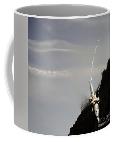 Axalp Coffee Mug featuring the photograph Phoenix by Angel Tarantella