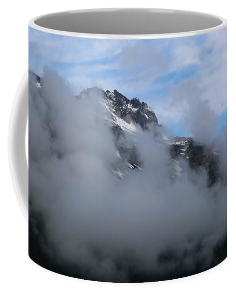 Coffee Mug featuring the photograph Alaska_00052 by Perry Faciana