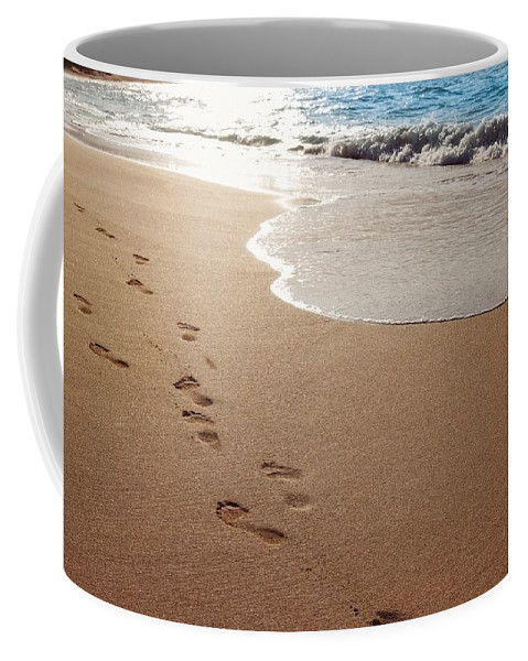 Beach Coffee Mug featuring the photograph Beach by FL collection