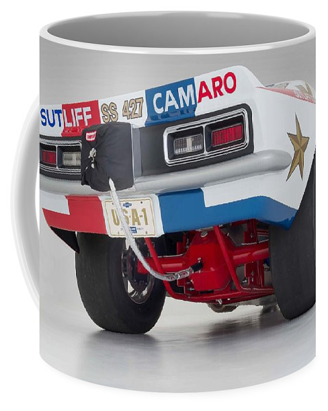 Funny Car Coffee Mug featuring the photograph Funny Car by Jackie Russo