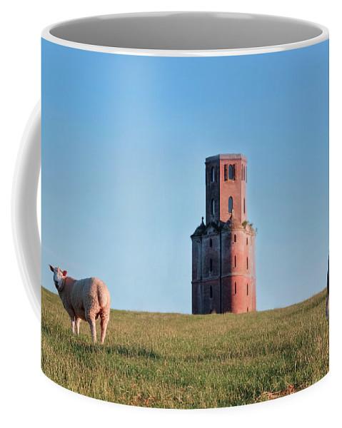 Horton Tower Coffee Mug featuring the photograph Horton Tower - England by Joana Kruse