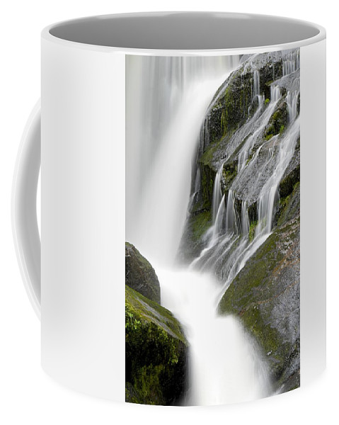 Water Coffee Mug featuring the photograph Waterfall by FL collection