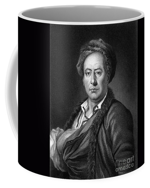 18th Century Coffee Mug featuring the photograph Benjamin Franklin (1706-1790) by Granger