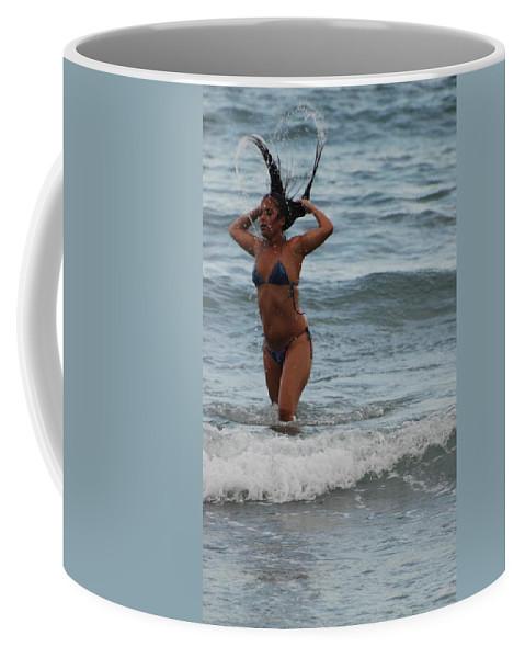 Sexy Coffee Mug featuring the photograph Brazilian Beauty by Rob Hans