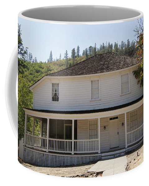 Rmb2014091200045 Coffee Mug featuring the photograph Whiskeytown National Recreation Area by Robert Braley