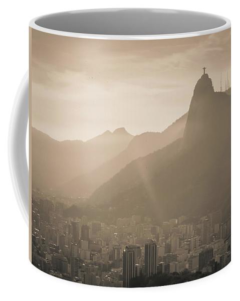 Riodejaneiro Coffee Mug featuring the photograph Rio de Janeiro by Cesar Vieira