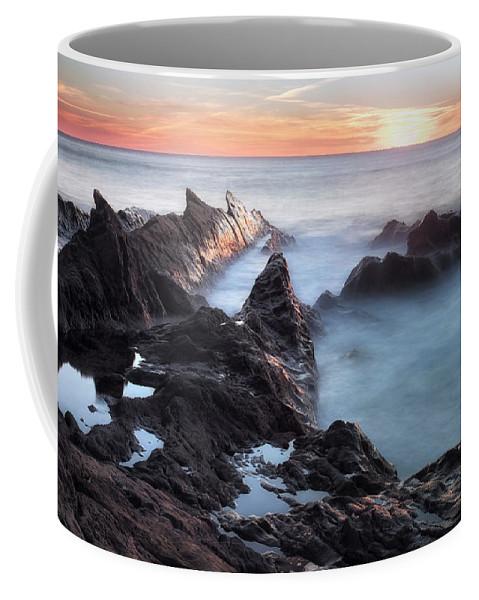 El Golfo Coffee Mug featuring the photograph El Golfo - Lanzarote by Joana Kruse