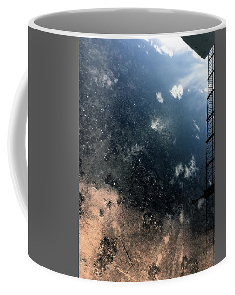 Water Coffee Mug featuring the photograph Untitled by Julian Grant