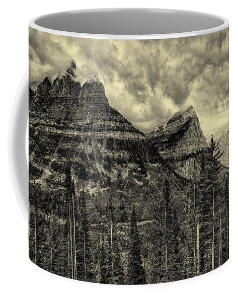 Wyoming Coffee Mug featuring the photograph A Classic Kodak Moment by Michael J Samuels