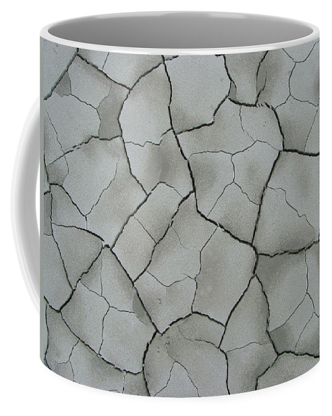 Abstract Coffee Mug featuring the photograph A Cracking Shot by Bob Kemp
