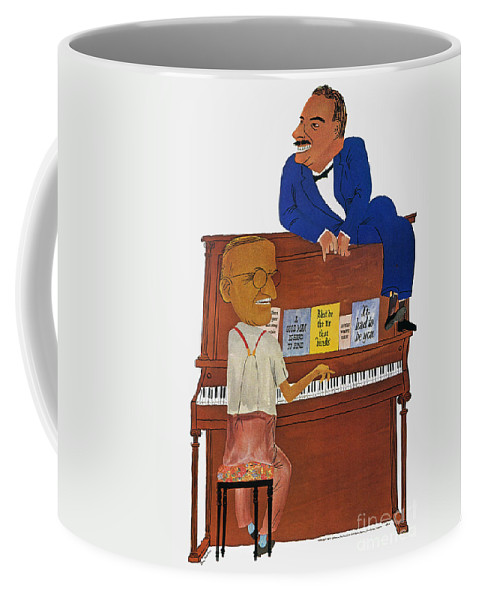 1948 Coffee Mug featuring the photograph A Good Man Is Hard To Find by Granger