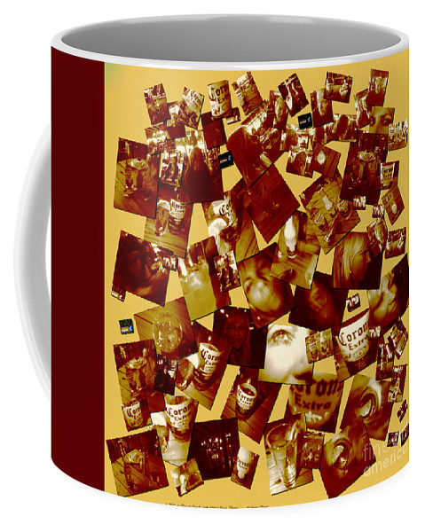 Clay Coffee Mug featuring the photograph A Night Out by Clayton Bruster