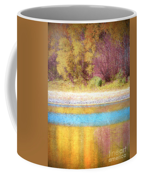 Pastel Coffee Mug featuring the photograph A Pastel Autumn by Tara Turner