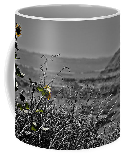 Landscape Coffee Mug featuring the photograph A Spark Of Innocence by Deborah Klubertanz