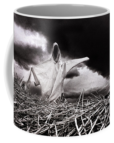 Dramatic Coffee Mug featuring the photograph A Storm Is Coming by Sergio Bondioni