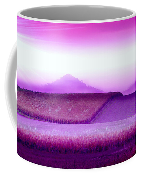 Landscapes Coffee Mug featuring the photograph A Sweet Harvest by Holly Kempe