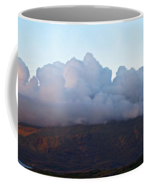 Fine Art Photography Coffee Mug featuring the photograph A View To Live For by Patricia Griffin Brett