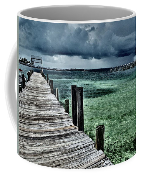 Caribbean Coffee Mug featuring the photograph Abaco Islands, Bahamas by Cindy Ross
