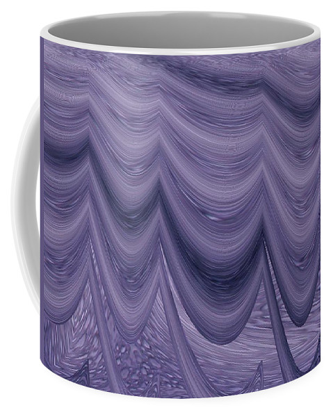 Abstract Coffee Mug featuring the photograph Abstract 8 by Tim Allen