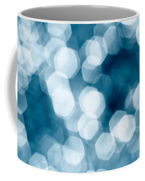 Abstract Coffee Mug featuring the photograph Abstract Background by Gaspar Avila