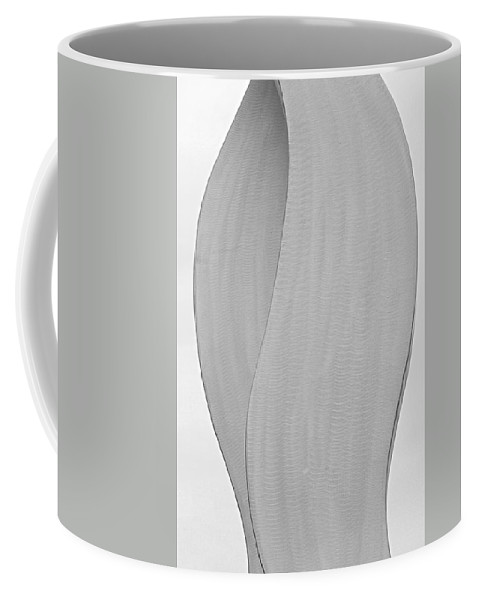 Abstracts Coffee Mug featuring the photograph Abstract One Fine Art by James BO Insogna