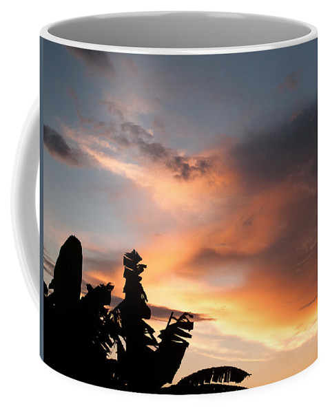 Abuja Coffee Mug featuring the photograph Abuja Sunset by Hakon Soreide