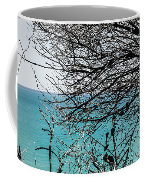 The City Of Waves Coffee Mug featuring the photograph Adagio Dreams by Andrea Mazzocchetti