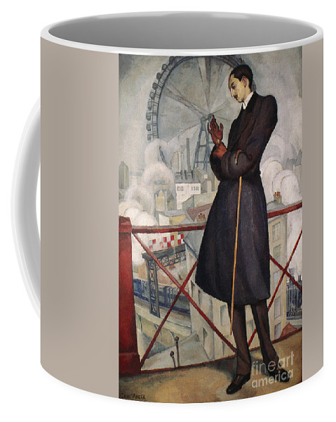 1913 Coffee Mug featuring the photograph Adolfo Best-maugard by Granger
