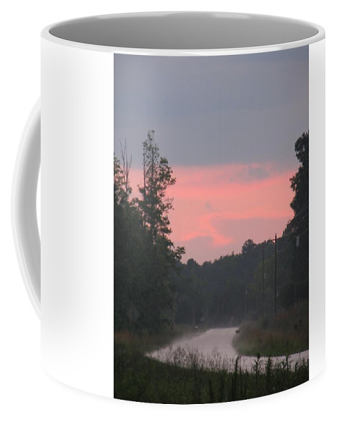 Storm Coffee Mug featuring the photograph After The Storm by Kelly Mezzapelle