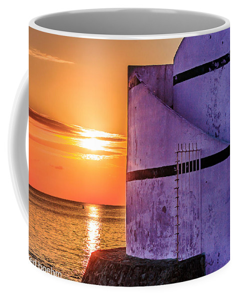Sunset Coffee Mug featuring the photograph Afternoon Delight by Fred Boehm