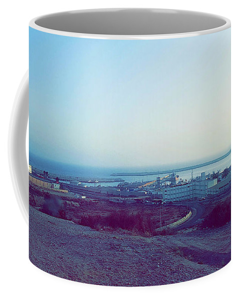 Nature Coffee Mug featuring the photograph Agadir Nature by Hassan Boumhi
