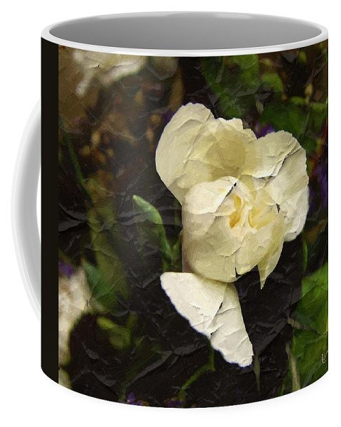 Ged Coffee Mug featuring the digital art Age Cannot Wither by RC DeWinter