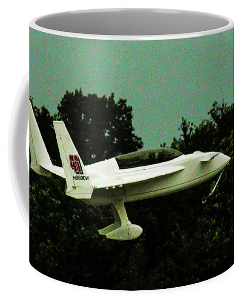 Eaa Coffee Mug featuring the photograph Airventure 41 by Jeff Kurtz