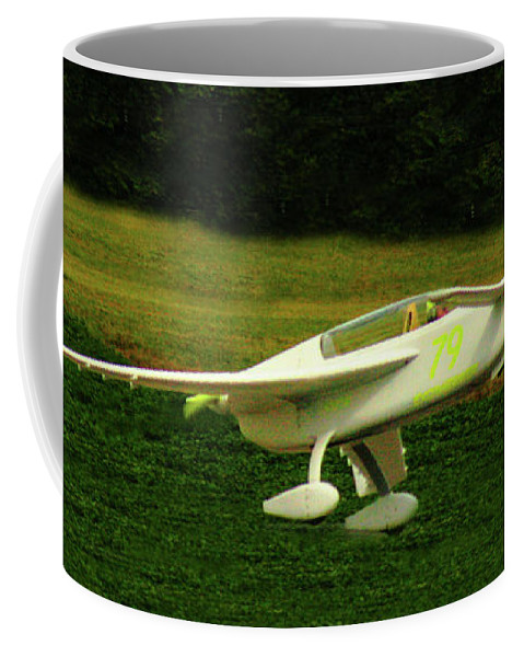 Eaa Coffee Mug featuring the photograph Airventure 79 by Jeff Kurtz