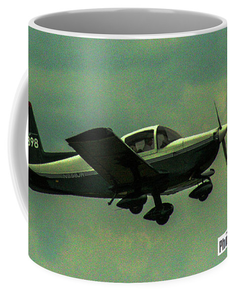 Eaa Coffee Mug featuring the photograph Airventure 898 by Jeff Kurtz