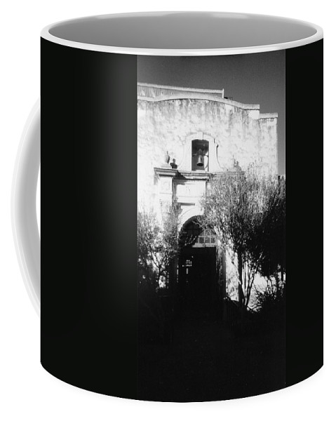 Alamo Coffee Mug featuring the photograph Alamo by Pharris Art