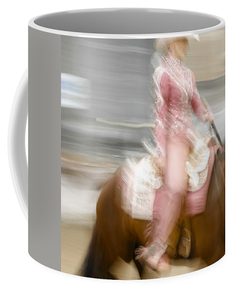 Horse Coffee Mug featuring the photograph All That Glitters by Marilyn Hunt