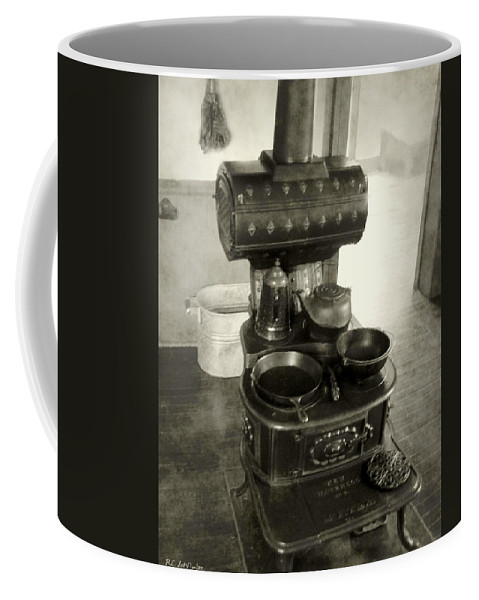 Antiques Coffee Mug featuring the photograph All The Modern Conveniences by RC DeWinter