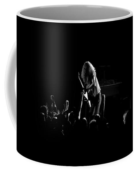 Allen Collins Coffee Mug featuring the photograph Allen T1 by Ben Upham