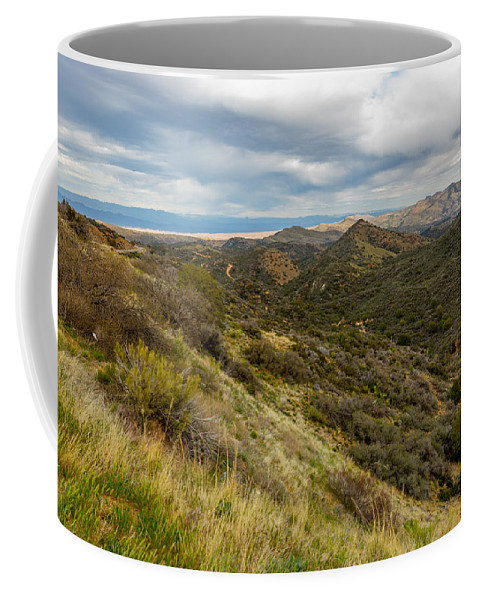 Arizona Coffee Mug featuring the photograph Alluring Landscape Of Arizona by Billy Bateman