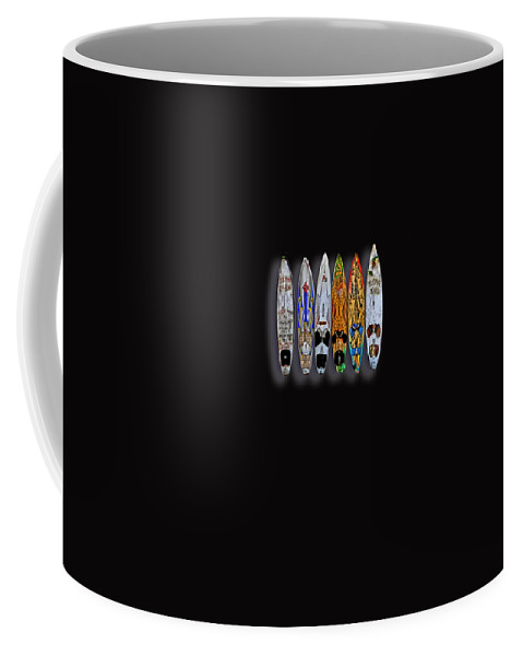 Maui Coffee Mug featuring the photograph Aloha Y'all by DJ Florek