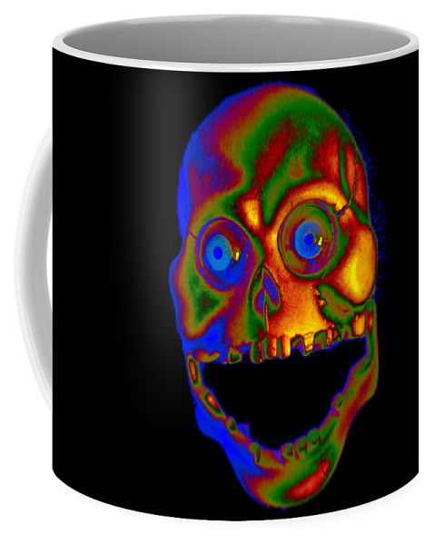 Digital Coffee Mug featuring the digital art Alternate Ending by Steven Scanlon