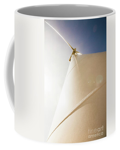 Industry Coffee Mug featuring the photograph Alternative Energy by Jorgo Photography - Wall Art Gallery
