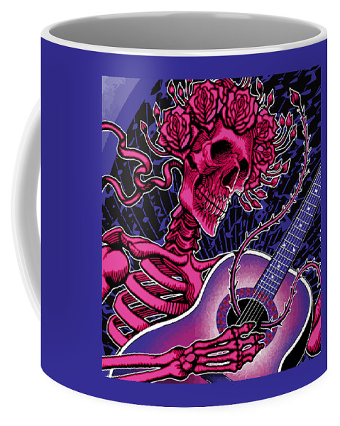 Surfing Coffee Mug featuring the digital art Althea by The Bear