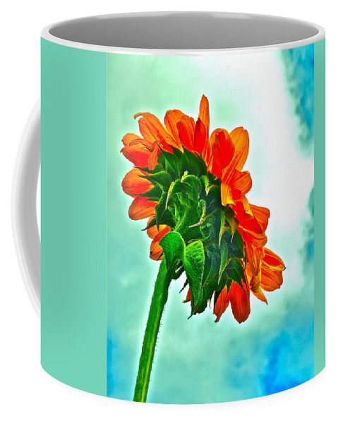 Nature Coffee Mug featuring the photograph Amen by Gwyn Newcombe