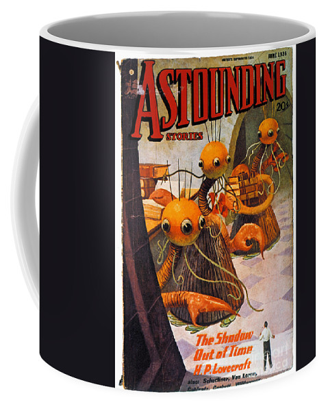 1936 Coffee Mug featuring the photograph American Magazine Cover by Granger