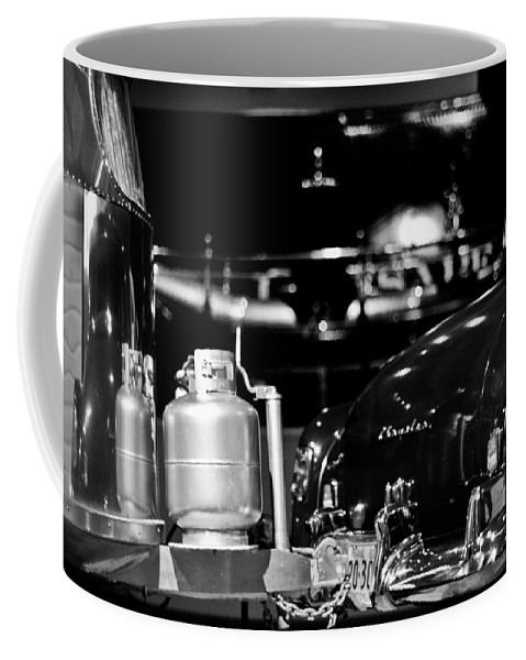 Chrysler Coffee Mug featuring the photograph American Vacation by Scott Wyatt