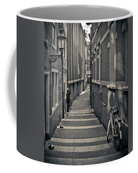 3scape Photos Coffee Mug featuring the photograph Amsterdam by Adam Romanowicz