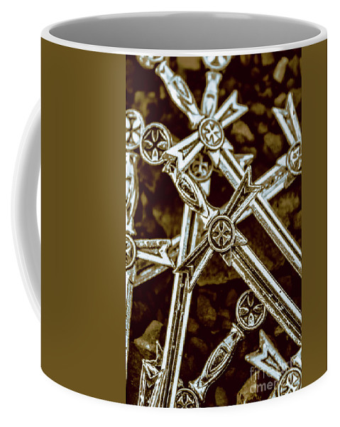 Battle Coffee Mug featuring the photograph An Honourable Reign by Jorgo Photography - Wall Art Gallery